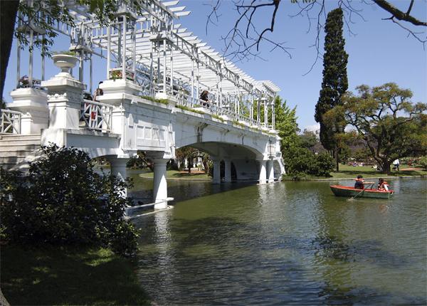 Rosedal - Buenos Aires para Crianças