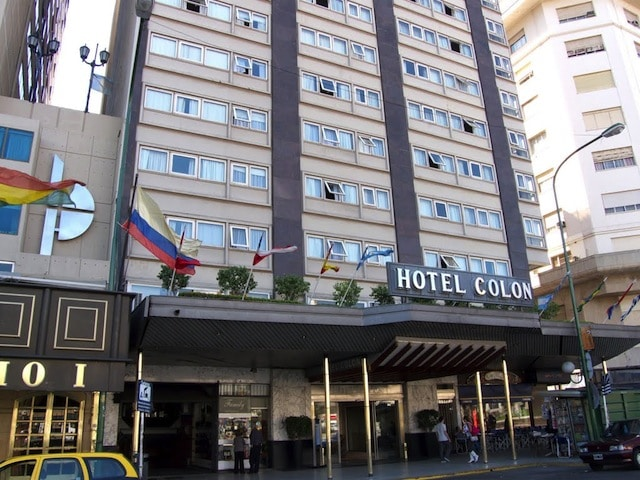 hotel colon 9 de julio