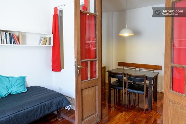 aluguel de apartamento em buenos aires