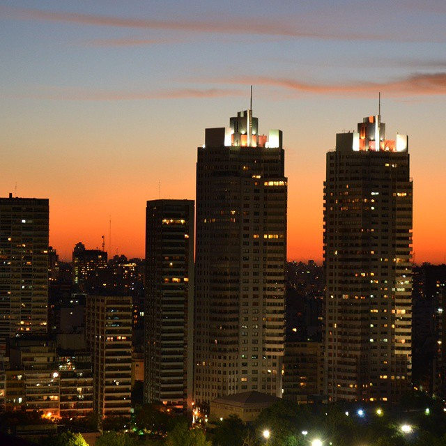 Buenos Aires em fevereiro