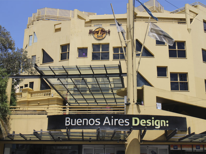 Hard rock caf buenos aires aires buenos for Design hotel buenos aires recoleta