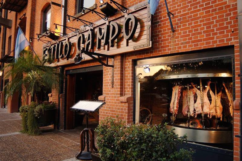 restaurantes de puerto madero