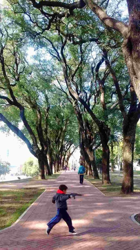 Parque Lezama e Museu Histórico Nacional