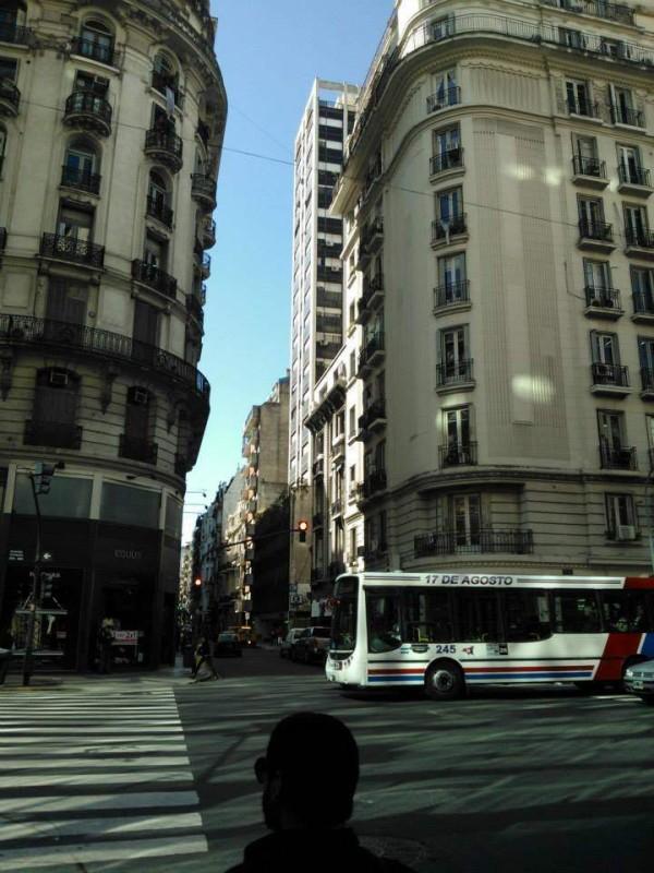 Então você vai se mudar para Buenos Aires