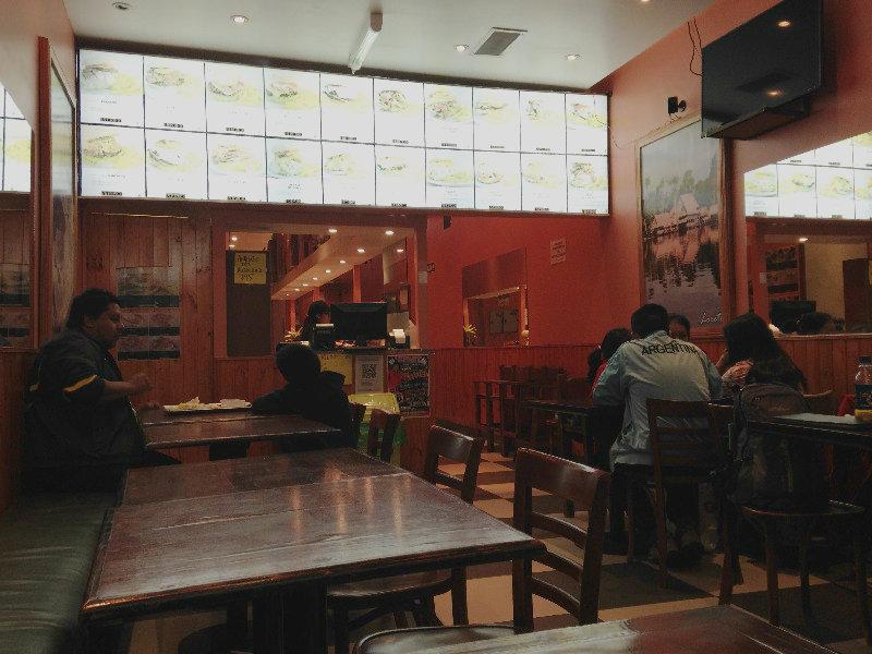 cozinha peruana