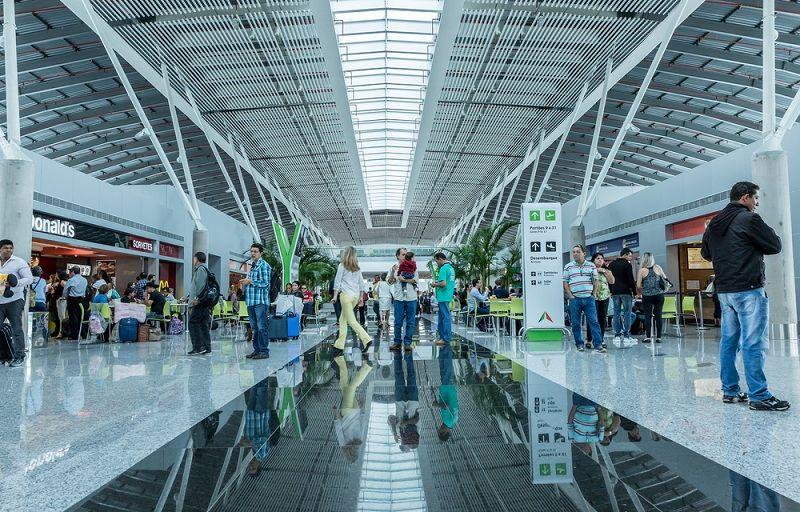 Aeroporto de Brasília perdeu um voo! Créditos: Shutterstock