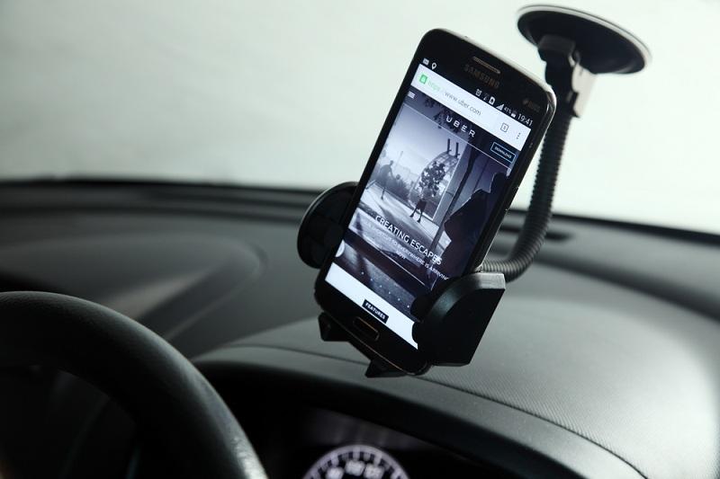uber saindo de guarulhos