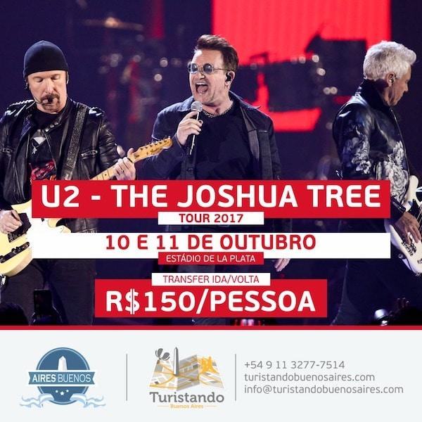 show do u2 argentina