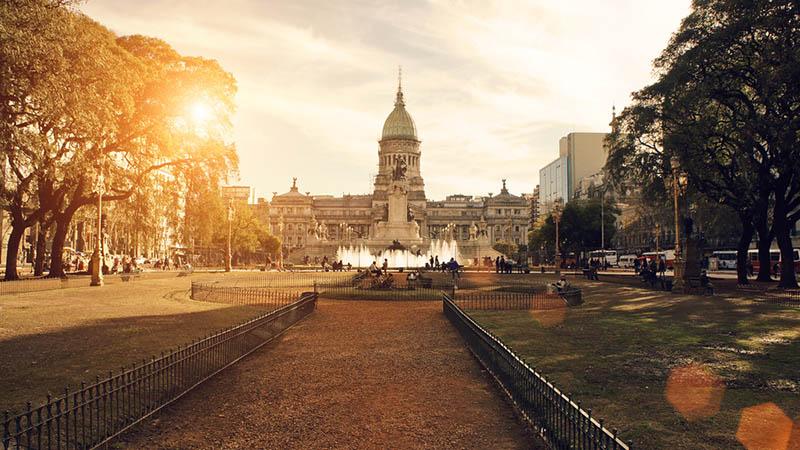 Buenos Aires em junho