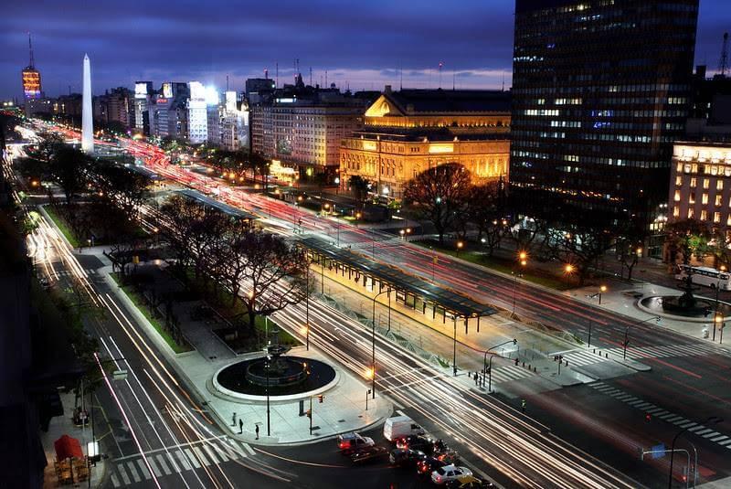 Natal e Ano Novo em Buenos Aires