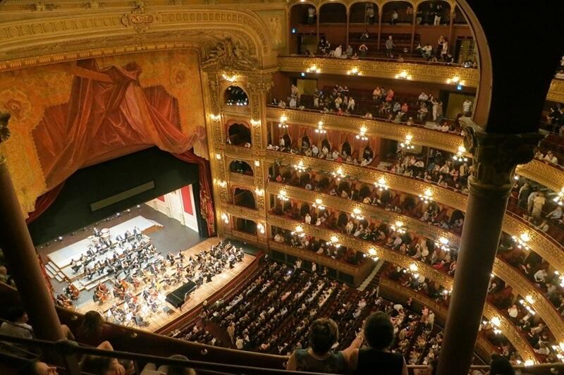 O que ver em Buenos Aires: Teatro Colón