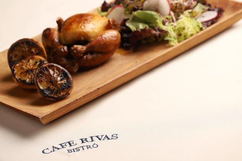 Café Rivas em buenos aires