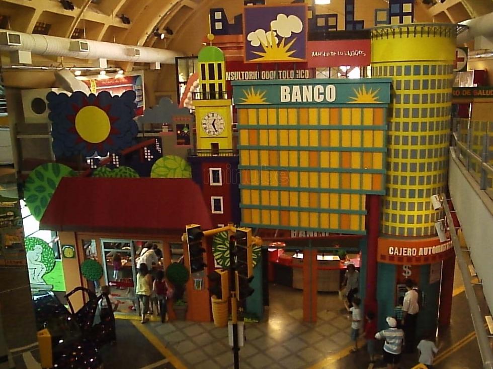 Museo de los Niños - Buenos Aires para Crianças