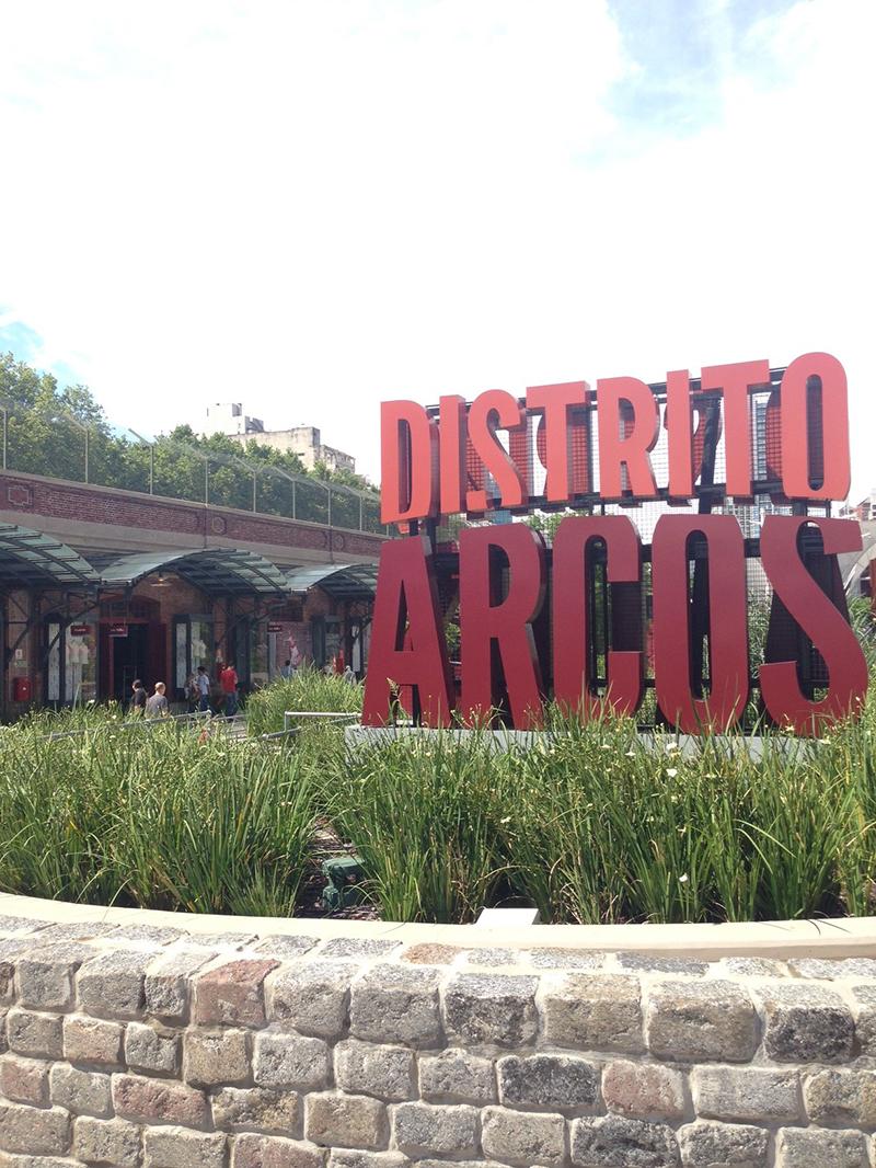 Distrito Arcos em Buenos Aires