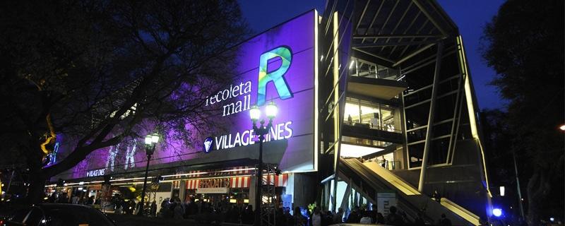 recoleta mall