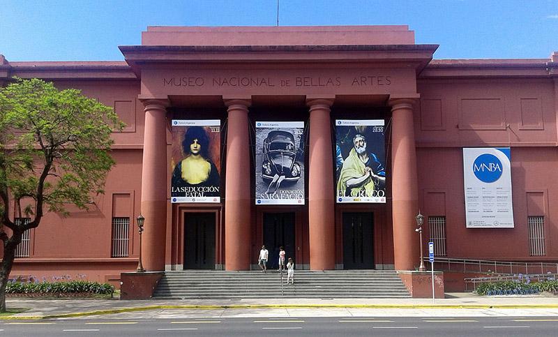 Museu Nacional de Bellas Artes em Buenos Aires | Aires Buenos Blog