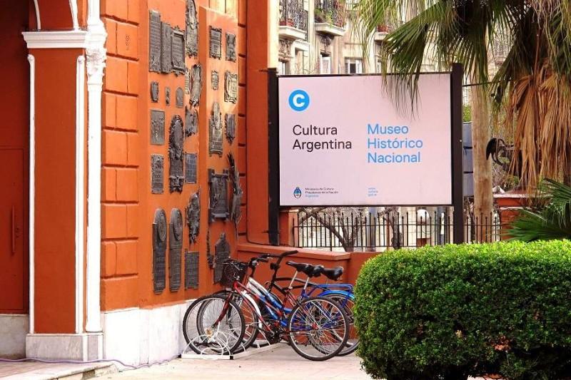 Parque Lezama e Museo Histórico Nacional