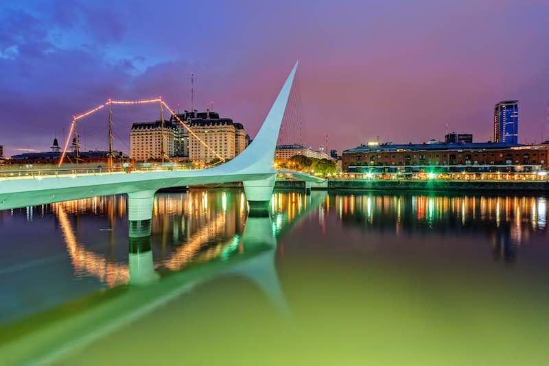 Hotéis em Puerto Madero Buenos Aires