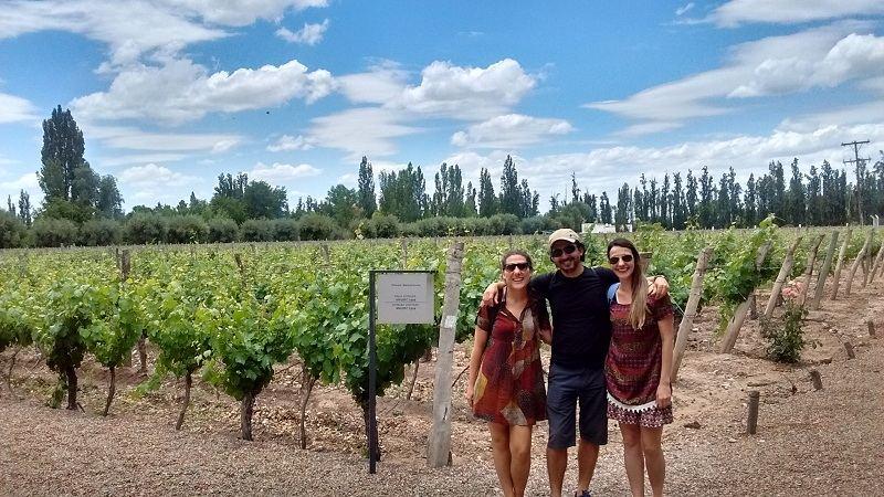 Final de semana em Mendoza