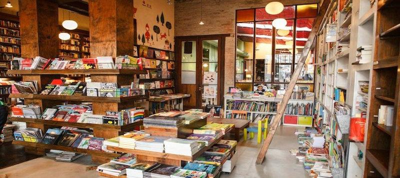 libros del pasaje - livrarias de Buenos Aires