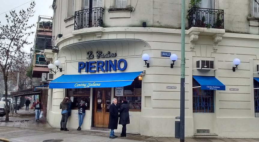 Pierino - autêntica cantina em Almagro