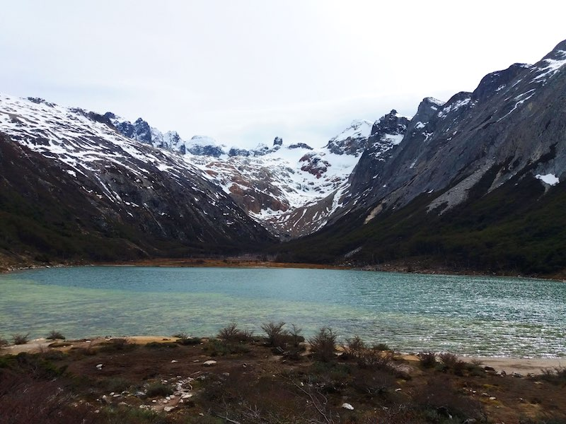 turismo na Argentina - Ushuaia