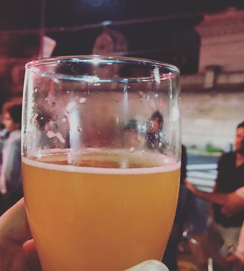 cervejaria Drafter's em recoleta