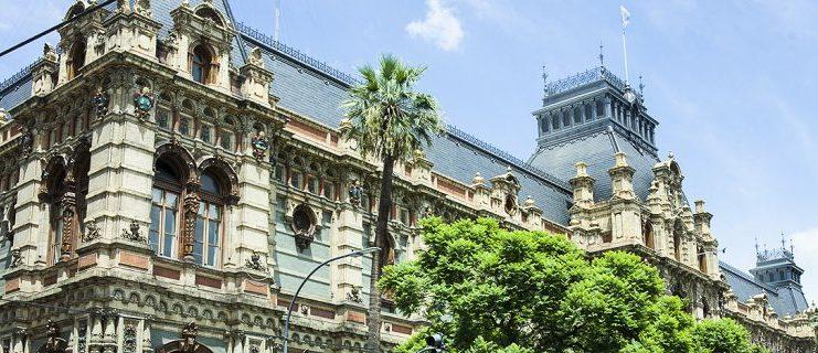 Palácio de Águas Correntes