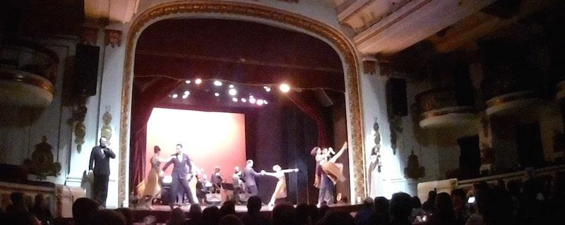 tango em Buenos Aires