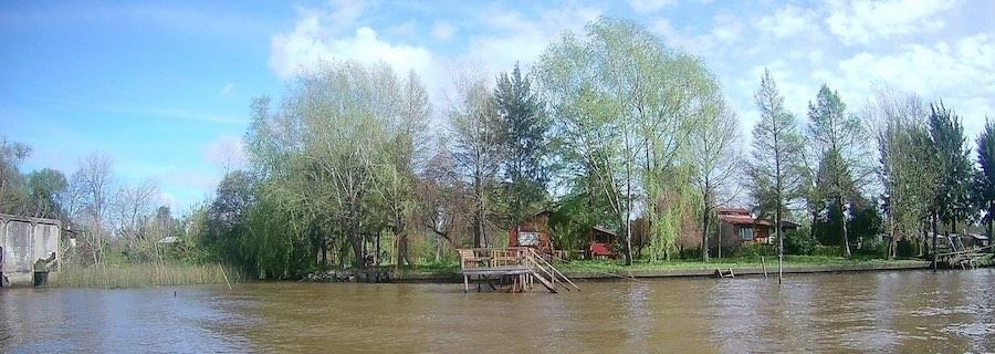 passeio pelo delta do rio tigre