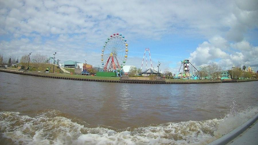 rio Tigre e parque de la costa