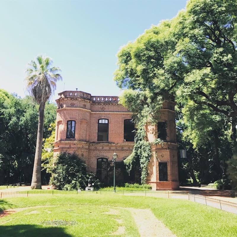 parques em Buenos Aires