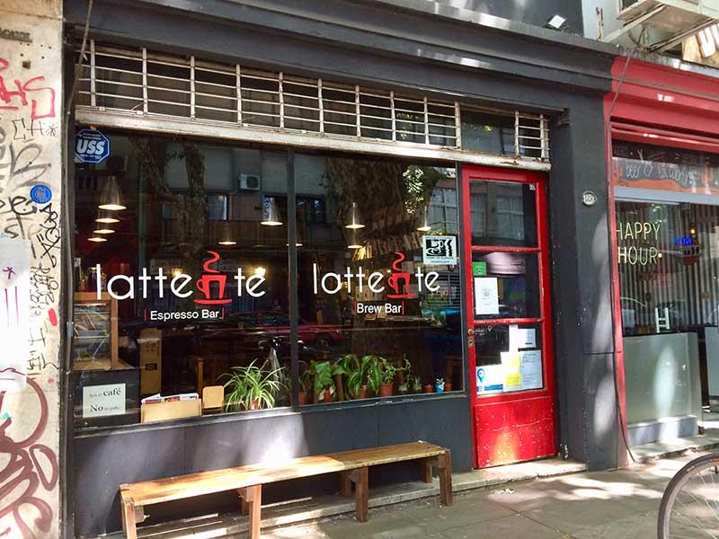 Lattente Cafe