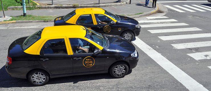 táxi em buenos aires