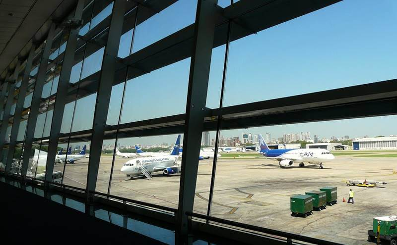 aeroporto de Buenos Aires