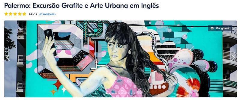 arte de rua em Buenos aires