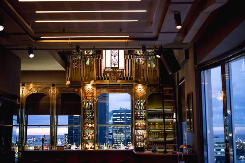 Rooftop Trade Sky Bar em Buenos aires