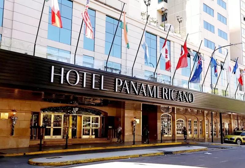 hotel panamericano buenos aires