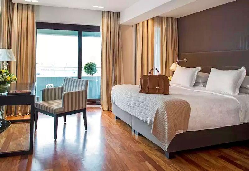 quarto do hotel panamericano