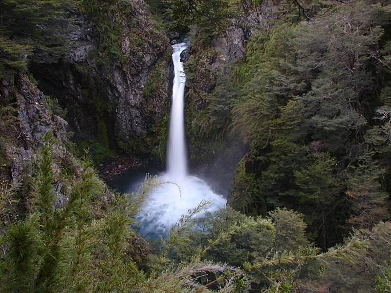 cascata rio bonito