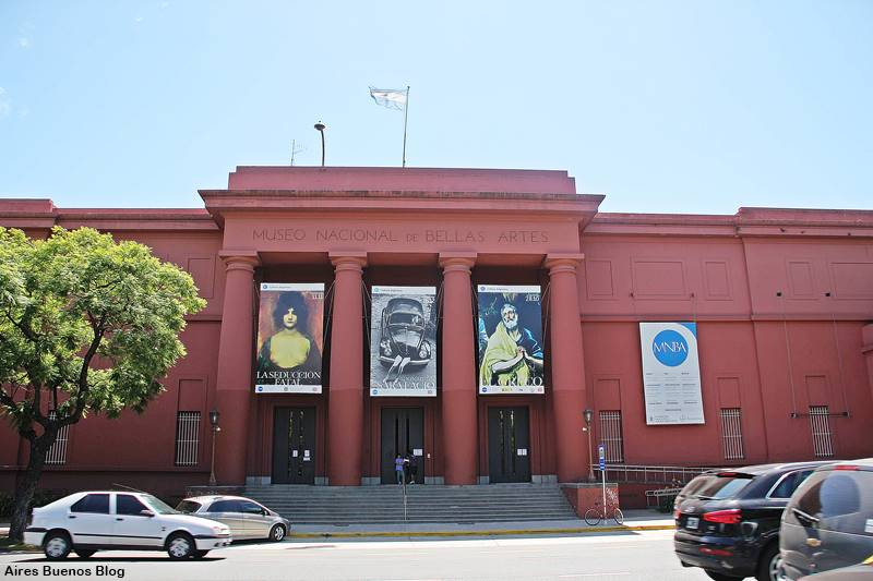 museu nacional de belas artes buenos aires