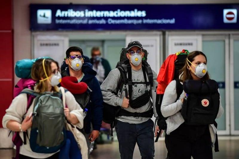 Coronavírus: regras de viagem para Buenos Aires