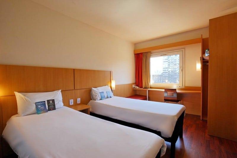hotéis no centro de Buenos Aires
