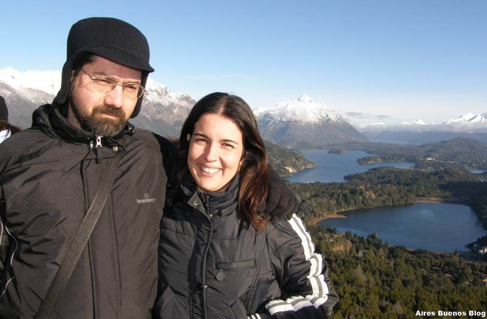 cerro campanário em Bariloche